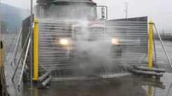 Heavy Duty Wheel Wash Systems