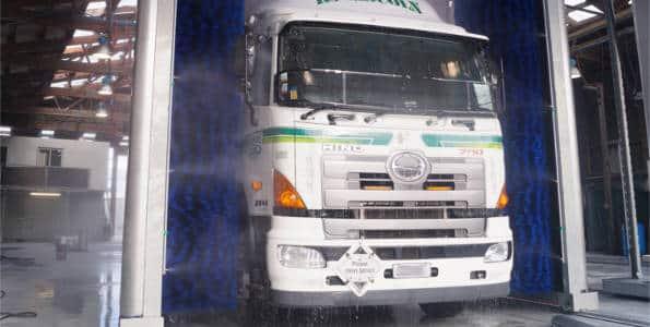 Standard Ultima Truck Wash