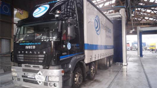 Tammermatic Ultima Truck Wash