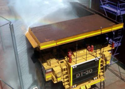 Mining Vehicle Wash Systems