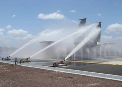 Military Jet Wash System