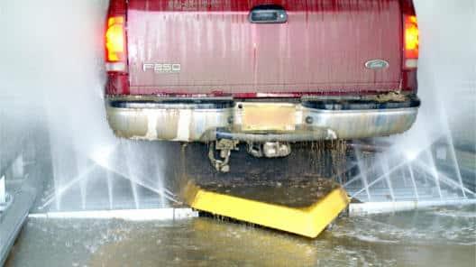 Pickup Chassis Wash
