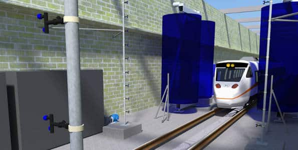 Train Wash System from Transport Wash Systems