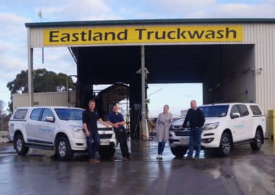 Transport Wash Systems Team