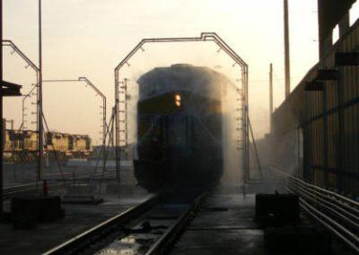 Train Wash Systems