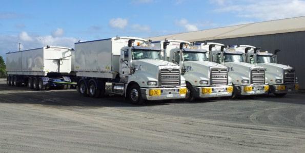 Zarb Transport Truck Wash