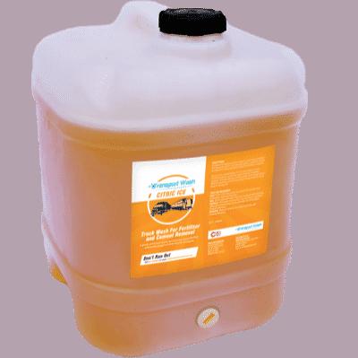 Citric Ice - Acid Vehicle Wash - 20 Litres