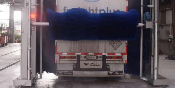 Gantry Truck Wash Rear - Tammermatic