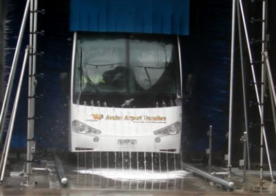 Sita Coaches Bus Wash, Melbourne
