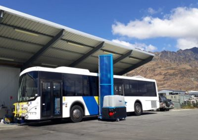Ritchies Queenstown Bus Wash