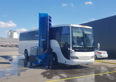 Sita Coaches Bus Wash