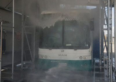 Fretwells Drivethrough Bus Wash