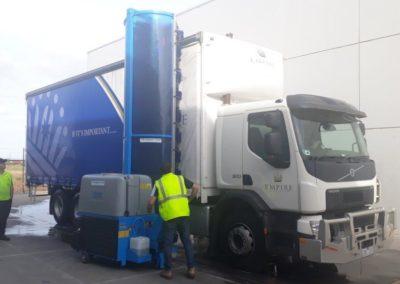Mobile Truck Wash, Melbourne