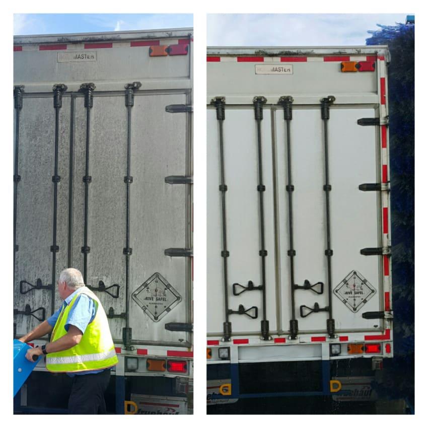 Truck Wash Bars