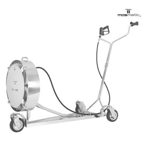 Mosmatic Wheel Blaster Pro