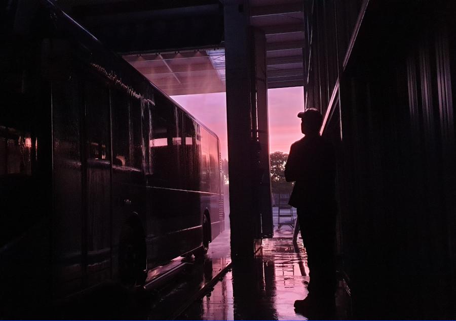 Bus Wash Commissioning