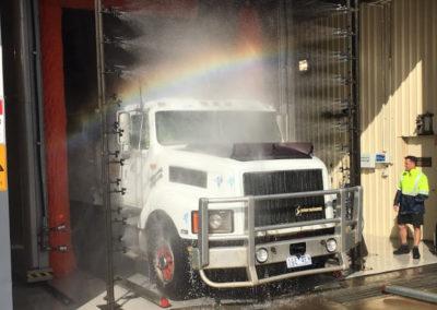 Truck Disinfecting Spray