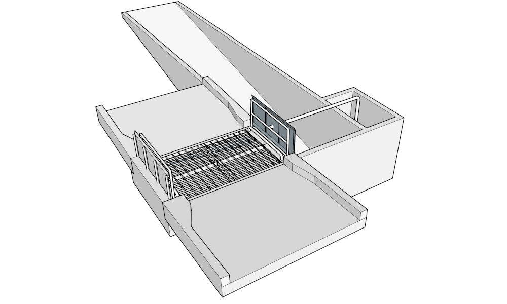 Wedge Pit Example